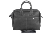 Folder office LUMBERJACK for notebook tablet anthracite with shoulder strap H234