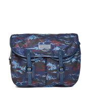 Barbour x White Mountaineering Navy Tarras Bag