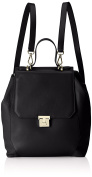 TRUSSARDI JEANS by Trussardi Women's Backpack black black 30 cm