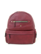 rb di roccobarocco Women's Backpack red Burgundy