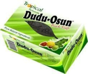 Dudu-Osun African Black Soap (6 pack) by Tropical Naturals [Beauty]