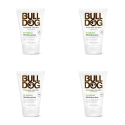 (4 PACK) - Bulldog Original Moisturiser | 100ml | 4 PACK - SUPER SAVER - SAVE MONEY