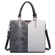 Plover's Bag PU Leather Split Handbag Carry-on Bags Cross-body Bags Party Bags