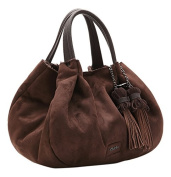 ABBACINO Women's AW16 ABBACINO TRENDY MARTINA / BROWN Shoulder Bag brown marrón One Size