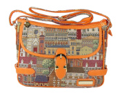 Victoria Tapestry - Jessica Shoulder Bag - Old Town