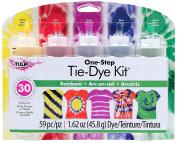 Tulip One-Step 5 Colour Tie-Dye Kits Rainbow,50ml