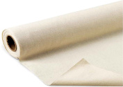 Mybecca 300mls Canvas Fabric by the Yard (Natural), 90cm Wide