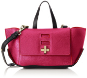TRUSSARDI JEANS by Trussardi Women's Top-Handle Bag red Fucsia/Rosso