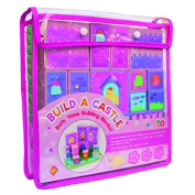 Great Gizmos Meadow Kids Build A Castle Bath Toy by Great Gizmos
