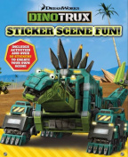 Dinotrux Sticker Scene Fun