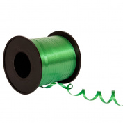 450m Emerald Green Curling Ribbon