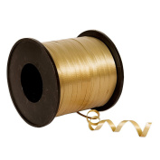 450m Gold Curling Ribbon