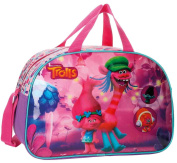 Trolls Travel Bag 40 cm Pink