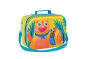 Oops Insulated Lunch Box 24 cm Forest