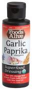 Foods Alive Superfood Dressing, Garlic Paprika, Organic, 120ml