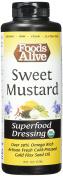 Superfood Dressing, Sweet Mustard, Organic, 470ml