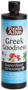 Superfood Dressing, Greek Goodness, Organic, 470ml