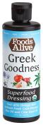 Foods Alive Superfood Dressing, Greek Goodness, Organic, 240ml