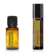 doTerra Oregano Oil 15ml and Oregano Touch 10ml