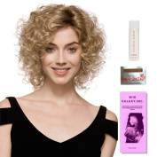 Jamila Hi by Ellen Wille, Wig Galaxy Hair Loss Booklet, 60ml Travel Size Wig Shampoo, Wig Cap, & Wide Tooth Comb (Bundle - 5 Items), Colour Chosen