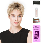 Golf by Ellen Wille, Wig Galaxy Hair Loss Booklet, 60ml Travel Size Wig Shampoo, Wig Cap, & Wide Tooth Comb (Bundle - 5 Items), Colour Chosen