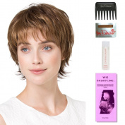 Click by Ellen Wille, Wig Galaxy Hair Loss Booklet, 60ml Travel Size Wig Shampoo, Wig Cap, & Wide Tooth Comb (Bundle - 5 Items), Colour Chosen