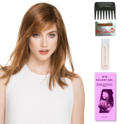 Carrie by Ellen Wille, Wig Galaxy Hair Loss Booklet, 60ml Travel Size Wig Shampoo, Wig Cap, & Wide Tooth Comb (Bundle - 5 Items), Colour Chosen
