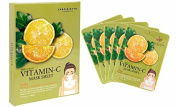 Jean Pierre Women's Vitamin C Mask Sheet
