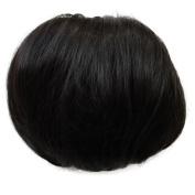 Toptheway 80g 15cm *15cm Up Do Hair Bun Scrunchy Scrunchie Hairpiece Clip In Ponytail Extensions