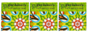 Greenwich Bay GARDENERS SHEA BUTTER Exfoliating Spa Soap, Enriched with Shea Butter, Clove Oil & Orange Oil and Blended with Apricot Seed & Organic Oat Flour Individually Wrapped 190ml