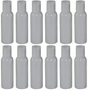 12 - 60ml Travel Bottles