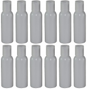 12 - 60ml Travel Bottles