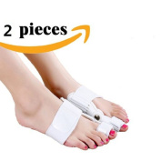 Pro-coore Hallux Valgus Splint Toe Bunion Protector Day Night Straightener Relief Pain Footcare