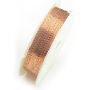 2PCS 0.4MM Gold Versatile Copper Wire for Jewellery Making Wire & DIY (0.4MM, CO-1007)