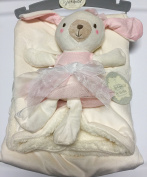 Two Piece Baby Blanket Set by Kyle & Deena
