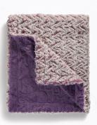 Magnolia Line Minky Baby Blanket
