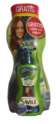 Savile Biotina Pulpa de Sabila yBiotina con Gratis Crema para Peinar
