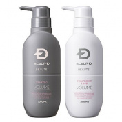 Scalp D Medical Shampoo 2016 (Volume) • Scalp D Medical Scalp Pack Conditioner 2016 (Volume) SET