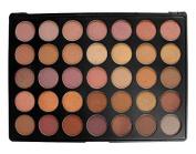 Morphe Pro 35 Colour Eyeshadow Makeup Palette Taupe Palette 35T