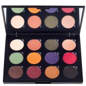 Coastal Scents Fall Festival Palette, 12 Eyeshadow Makeup Kit, 250ml