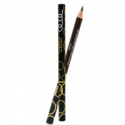 GREATSTYLER Eyebrow Makeup Kits, Eyebrow Pencil Drawing 5ml + Eyebrow Trimmer + Soft Eyebrow Stencil for Green Hand
