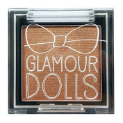 Glamour Dolls Mica Eyeshadow in Sorcery - Bronze Shimmer 0ml