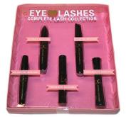 Beauty Concepts Eye Lash Complete Collection 5pcs