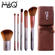 Baomabao Wooden Handle Makeup Brush Tools Set