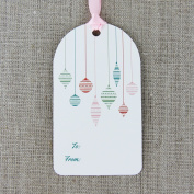 Made in the USA - Gift Tags, Bottle Tags, Baby Shower Tags, Wedding Favour Tags