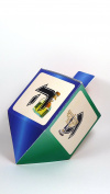 Chanukah Dridel Boxes