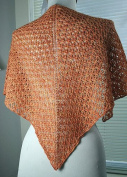 Feather Lace Shawl - Gardiner Yarn Works Knitting Pattern - Intermediate Level