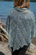 Kiwasa Shawl - Gardiner Yarn Works Knitting Pattern