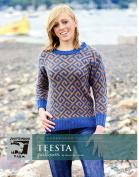Juniper Moon Farm Teesta - The Karakoram Collection Knitting Pattern J1-08