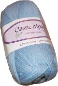 Classic Alpaca 100% Baby Alpaca Yarn #1629 Iceberg Blue
